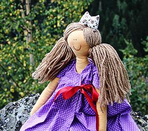 Кукла Карла на Витоша